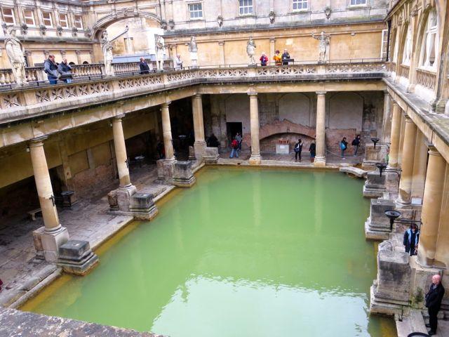 Bath-RomanSpa