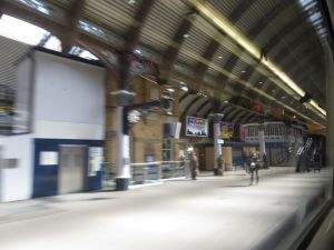 Yorkstation